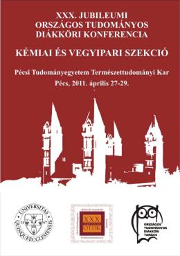 Program és előadáskivonatok - Pannon Egyetem Mérnöki Kar