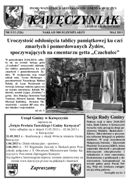 WYDZIAŁ GEODEZJI Geodeta Powiatowy : Romuald Kryjan tel.:44
