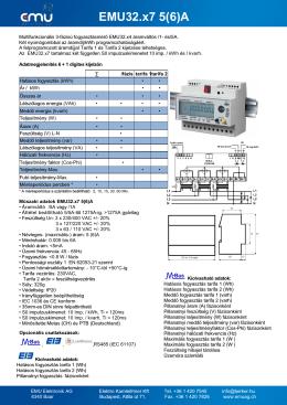 EMU32.x7_5A - Elektro Kamleithner
