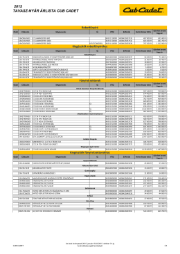 SS-AFF-CUB CADET-2015_árjegyzék_végleges.xlsx