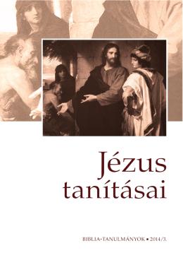 Bibliatanulmány 2014. 3. - Keresztény Advent Közösség