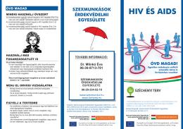HIV + AIDS-hu-cl - Szexmunkások Érdekvédelmi Egyesülete