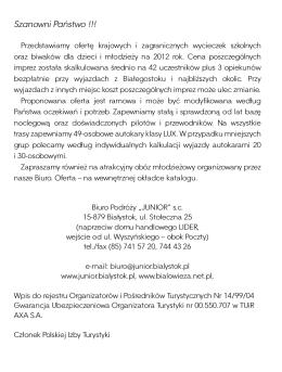 Deklaracja właściwości użytkowych 1 B 2013