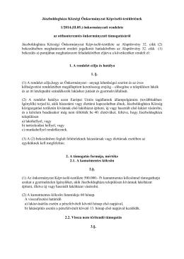 1/2014. (II.05.)