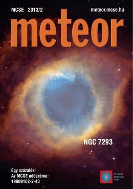 Február - Magyar Csillagászati Egyesület