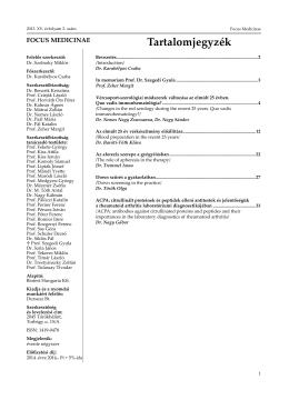 2013 - 2. szám - Biotest Hungaria Kft.