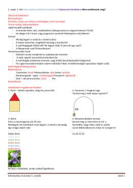 5. osztályos óravázlatok (www.tanitobacsi.info)