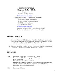 Nabytki 2014 02.pdf - Biblioteka Główna Akademii Obrony Narodowej