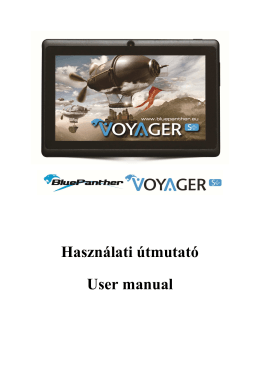 Kézikönyv (Magyar)