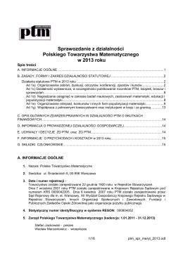spis autorow.cdr - Galeria i Ośrodek Plastycznej Twórczości Dziecka