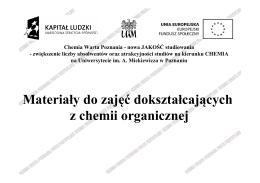 Informacje dotyczące zgłoszenia propozycji podpisania