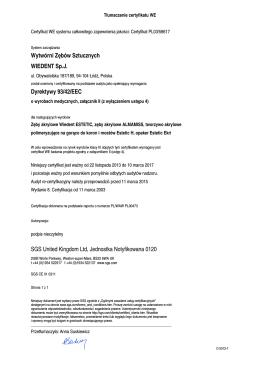 Sprawozdanie finansowe TABLEO S.A. za 2012 rok