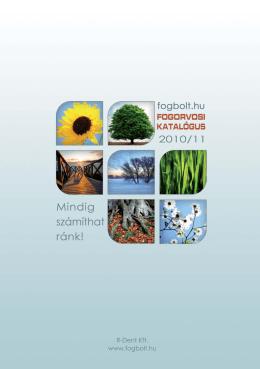 A4-katalogus2011_Layout 1 - R-Dent