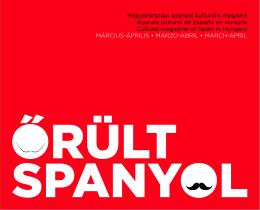 ORULT SPANYOL Marzo