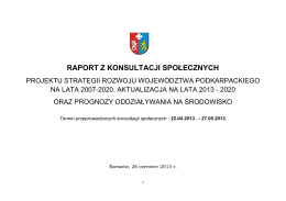 Kontrola problemowa z Lubuskiego Urzędu Wojewódzkiego w