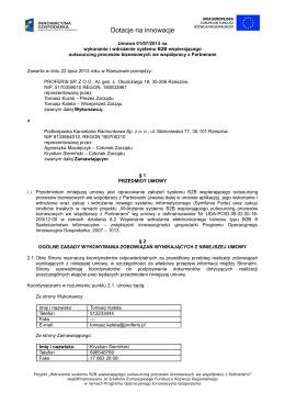 Zarządzenie Nr 04.2014 Burmistrza Miasta Dęblin