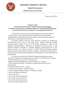 Opis przedmiotu zamówienia - Centrum Projektów Informatycznych