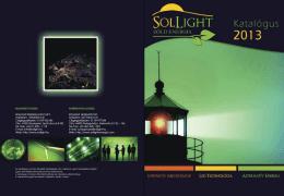 SOLLIGHT ENERGIA ESCO KFT. Adószám: 14923052-2