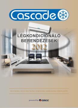 Cascade 2012 - Frigocentrum