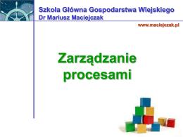 Szkolny zestaw programów nauczania na rok 2013-2014