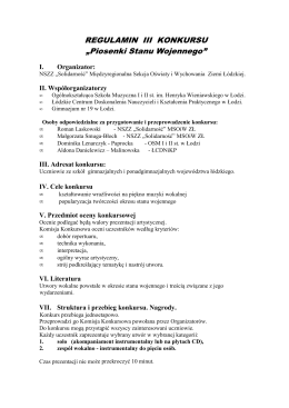 Załącznik nr 5 - Wzór harmonogramu płatności – załącznik