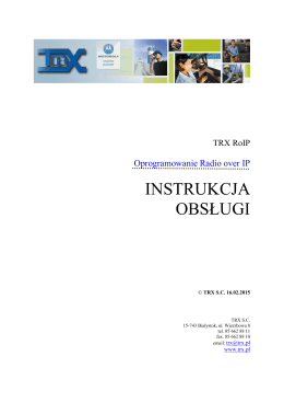 1 Harmonogram szkolenia praktyka