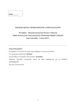 Zakładowy plan kont - Miejsko-Gminny Zespół Oświaty w Drezdenku