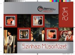 Színházi műsorfüzet 2014-2015 (pdf)