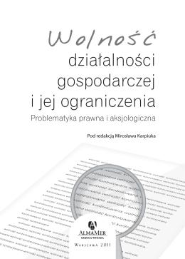 pisemna deklaracja zawierająca informacje niezbędne do wpisania