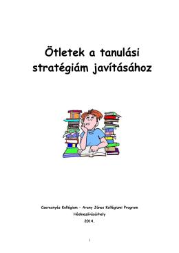 Tanulási módszerek.pdf