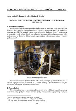 Cennik Automatyka 2014