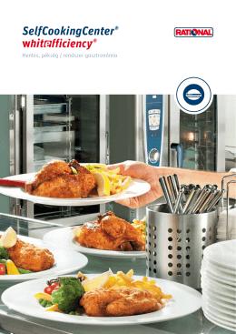 Hentesek és pékségek RATIONAL megoldásai hivatalos brosúra