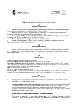 Uchwała nr L.533.2014 Rady Miejskiej w Brwinowie z dnia 5 marca