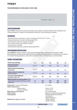 TECHNOKONTROL YKSLXSekw-P-Nr 0,6/1 kV