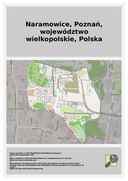 Naramowice, Poznań, województwo wielkopolskie