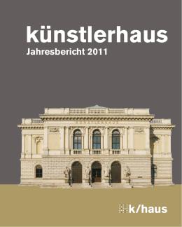 Jahresbericht 2011