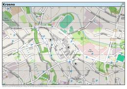Krosno - MapOSMatic