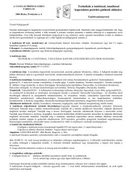 STRESSZOLDÓ ISMERTETÕ (PDF) megnyitása letöltéshez!