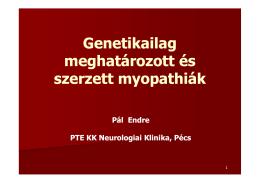 letöltés - PTE KK Idegsebészeti Klinika