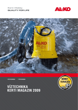 Alko víztechnika (.pdf)