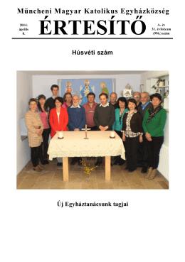 2014 húsvét - Magyar Katolikus Misszió München