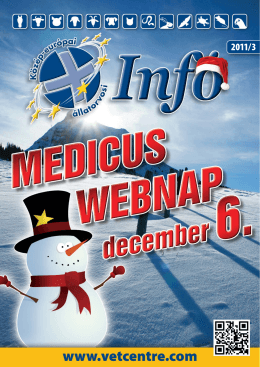 Info7_2011-3_Layout 1 - Medicus Partner Kft.