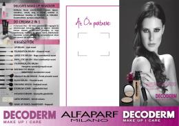 Decoderm - Deluxe Cosmetics Hungary