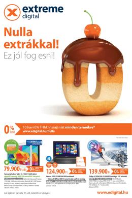 0% - Extreme Digital