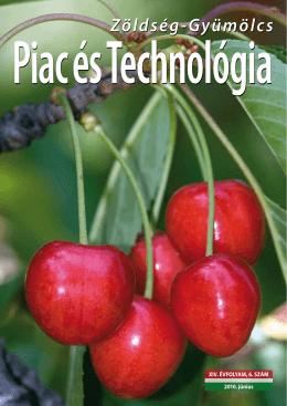 Zöldség-Gyümölcs Piac és Technológia