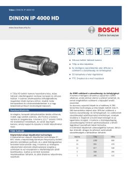 NBN-40012-C - SERVINTERN | Biztonságtechnikai Kft.