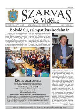 szvid0214. - Szarvas.hu