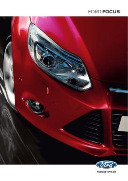 Ford Focus katalógus