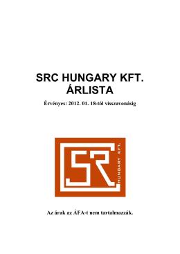 SRC HUNGARY KFT - Valio