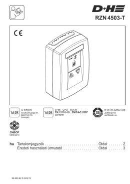 RZN 4503-T - D+H Mechatronic